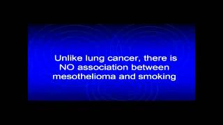 What is Mesothelioma? - Mesothelioma Information
