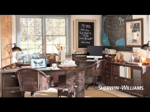 Neutral Wall Paint Ideas - Sherwin-Williams & Pottery Barn