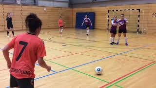 Match day 9.1.18- Luxembourg BIL W-PWC W