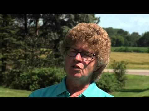 Prairie Yard & Garden:  Geraniums