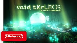 Void Terrarium - Launch Trailer - Nintendo Switch