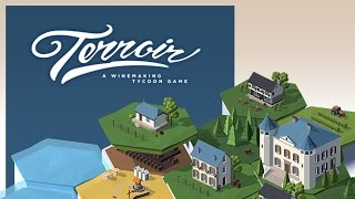 Terroir: A Wine Making Tycoon Game - (Steam Early Access)