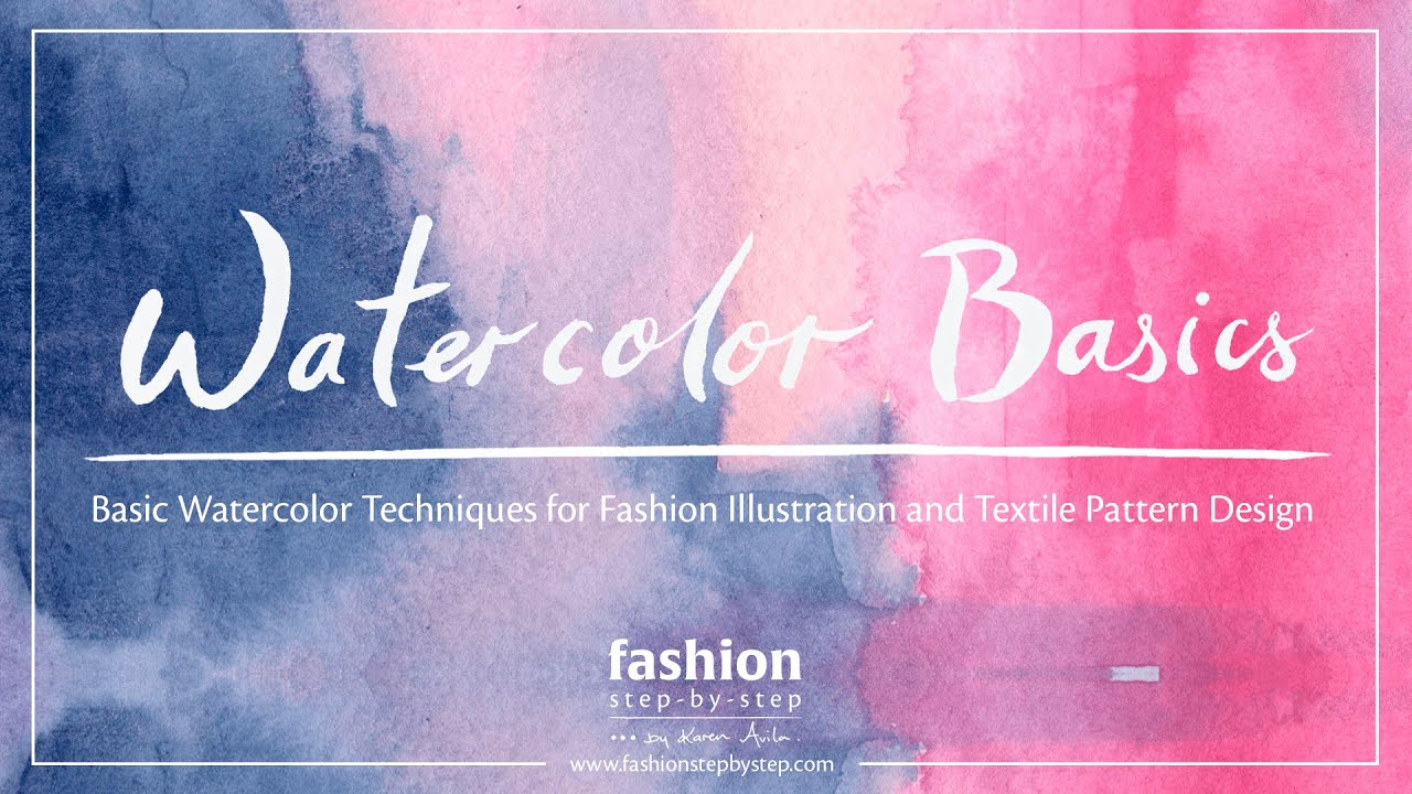 Fashion Design Tutorial For Beginners