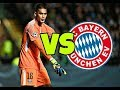 ALPHONSE AREOLA VS. BAYERN MÚNICH | GOALKEEPER SAVES | 3-0 | UEFA CHAMPIONS LEAGUE | MATCH DAY 2 |
