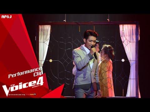 The Voice Thailand - เบสท์ ทิฏฐินันท์ -  ใจจะขาด - 6 Dec 2015