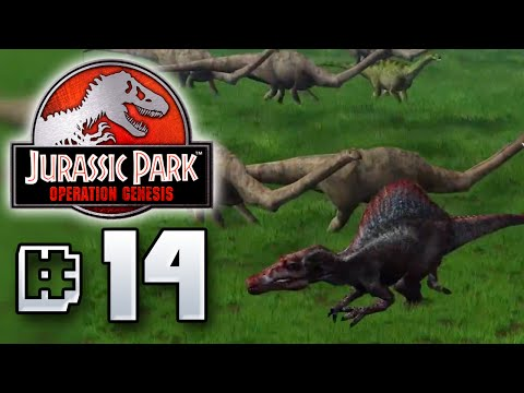 herbivores-vs-carnivores---jurassic-park-operation-genesis-[-jurassic-park-month-]