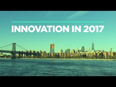 Fast Company: Innovation in 2017 and beyond at the Fast Company Innovation Festival