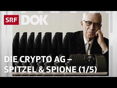 Die Crypto AG in Zug   Die Schweiz in geheimer Mission (1/5)   Doku   SRF DOK