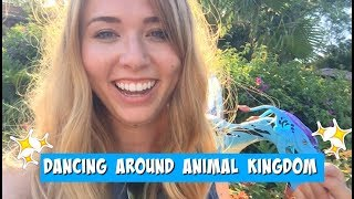Dancing Around Animal Kingdom | Ever After Take Two