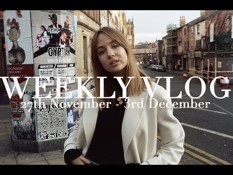 Weekly Vlog | Shopping & Back Home to Mum's