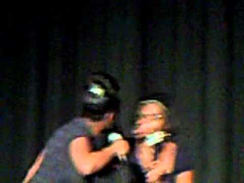Harrison High School's talent show 2011