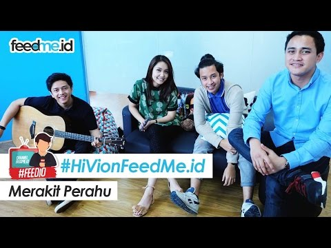 HiVi - Merakit Perahu (Live accoustic version on FeedMe.id)