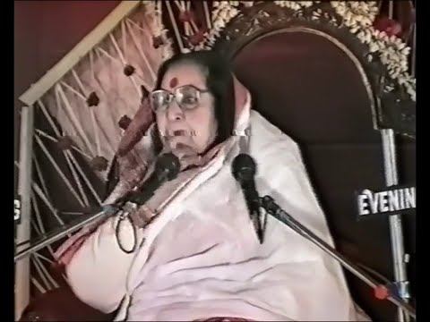 1996-1212 Public Program - Dharma Jagran, Varanasi, India (Hindi)