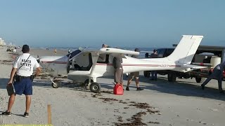 Plane that crashed was flying to Spruce Creek