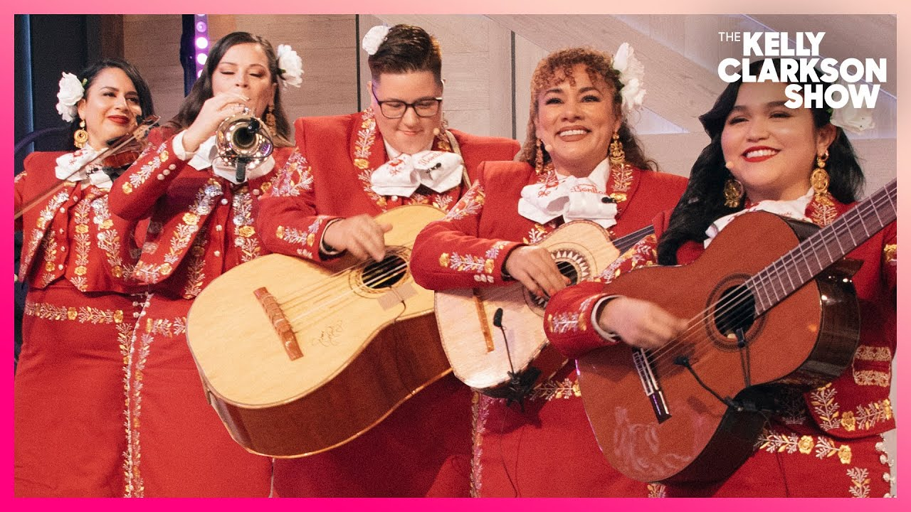 All-Female Mariachi Band Breaks Glass Ceiling In Male-Dominated Genre