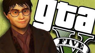GTA V PC - Harry Potter ZOEIRÃO (MODS)