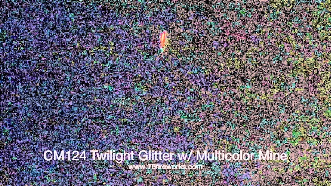 Multi Color Glitter