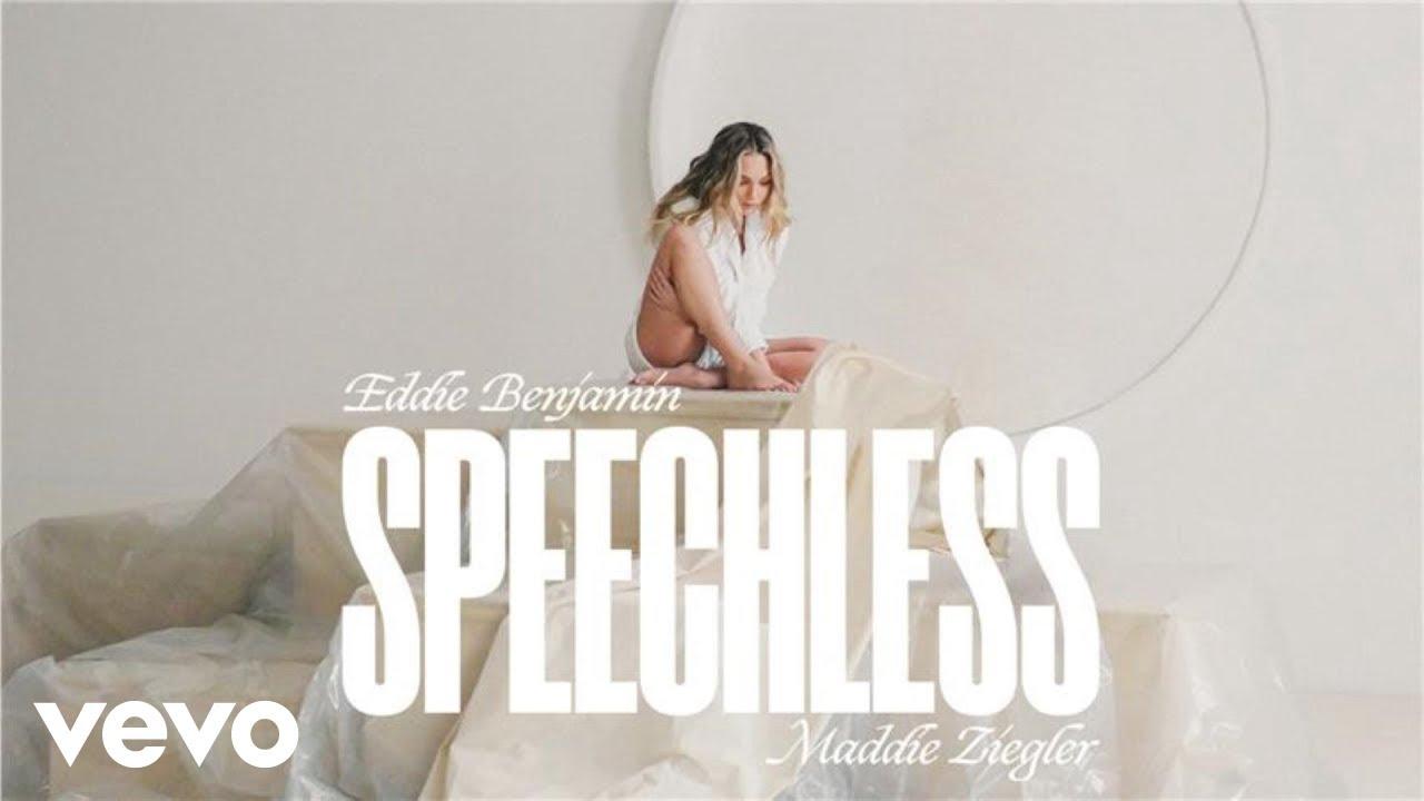 Eddie Benjamin - Speechless (Official Music Video - Starring Maddie Ziegler)