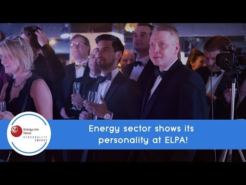 Energy sector shows it personality at ELPA!
