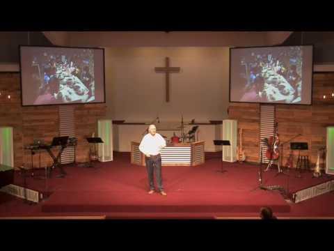 Sunday Sermon 5-21-17: Missionary Guest Speaker