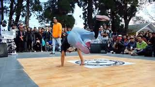 B-Girl Sumku Battle Recap 2018