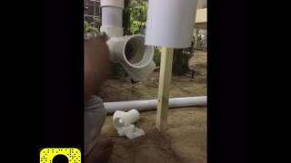 طريقة عمل نظام مائي زراعي
