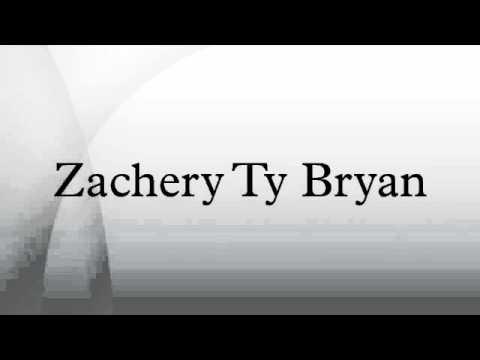 Zachery Ty Bryan