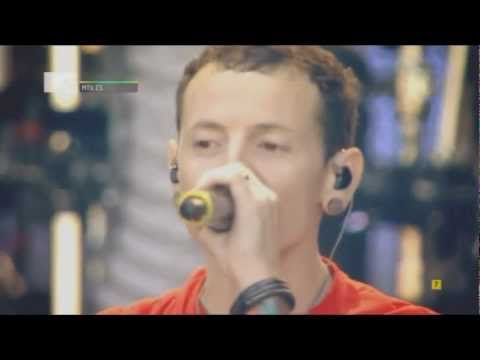 Клип Linkin Park - Waiting For The End (Live)