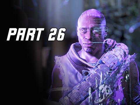 Horizon Zero Dawn Walkthrough Part 26 - PROJECT ZERO DAWN (PS4 Pro Let's Play Commentary)