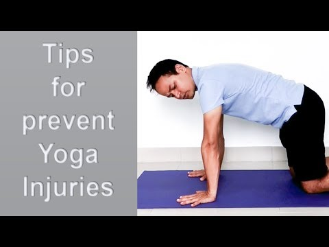 Yoga Injury! Tips for prevent Yoga Injuries 2017