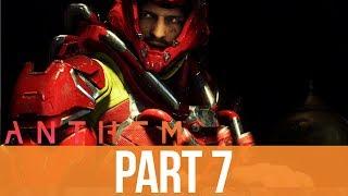 ANTHEM Gameplay Walkthrough Part 7 - THE TOMB OF GENERAL TARSIS