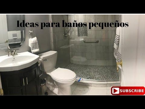 Ideas De Remodelacion Para Baños Pequeños