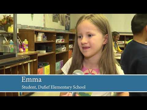 MCPS Moment - Ability Awareness Awareness Week at Dufief Elementary School