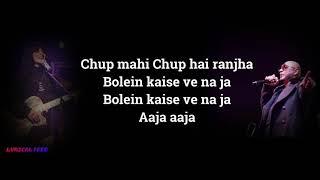 Ranjha (Lyrical Video)   B Praak   Kiara Advani   Siddharth Malhotra   Shershaah   My Lyrical World