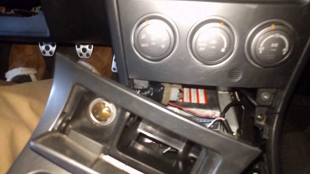 Wiring Factory Subwoofer To Aftermarket Headunit 2005 Wrx Youtube For Subs