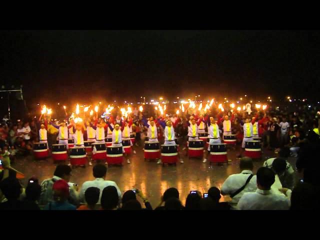 BUGANDA TAMBOL PILIPINAS 33rd ANNIVERSARY LUNETA GRANDSTAND 2012