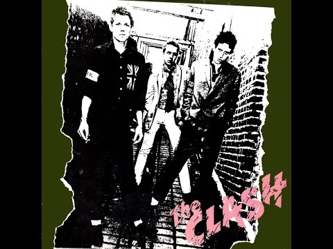 The Clash - The Clash UK 1977 (Legendado em Português) FULL ALBUM LYRICS
