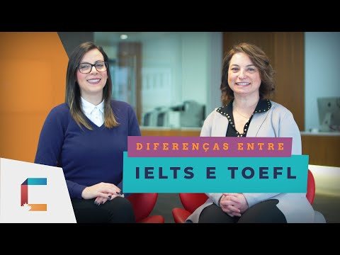 Qual teste fazer: IELTS x TOEFL?