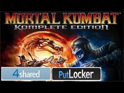 Descargar Mortal Kombat Komplete Edition Full Español [PutLocker][4Shared]