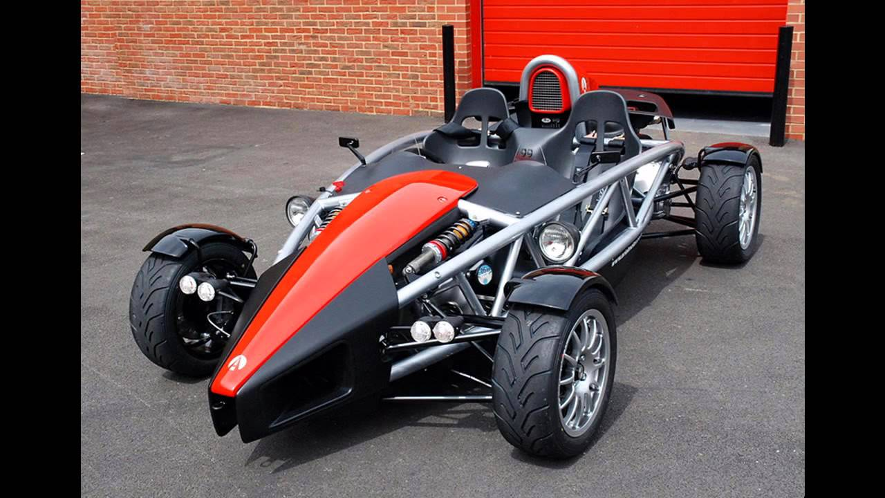 Ariel Atom 500 The Best Sports Cars - YouTube