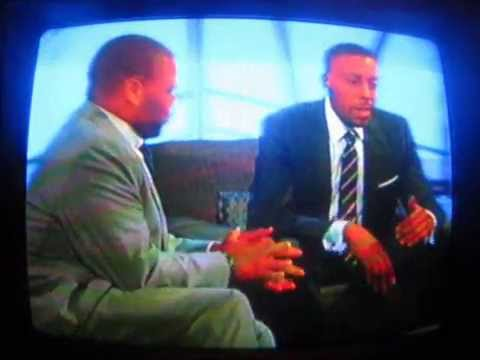 Anthony Anderson on The Arsenio Hall Show - 02-22-2014