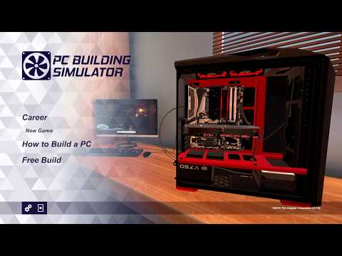 PC Building Simulator - It's Just Like My Old Job!