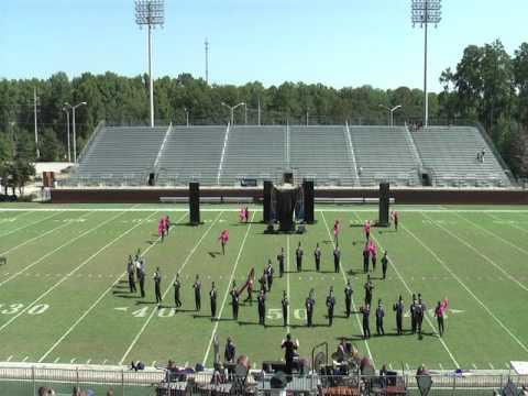 Batesburg Leesville High School Marching Band 10/13/2012