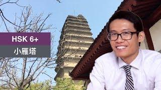 """西安小雁塔 The """"minor goose"""" Pagoda in Xi'an"""