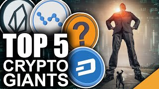 Top 5 Crypto Sleeping GIANTS (BEST Coins to Invest in 2021)
