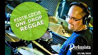 Lekcje gry na perkusji. Drumset Academy. One Drop- reggae groove
