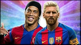 РОНАЛДИНЬО И МЕССИ СНОВА ИГРАЮТ ВМЕСТЕ | ФИФА 18 КАРЬЕРА ЗА ИГРОКА FIFA 18 РОМА РУМ