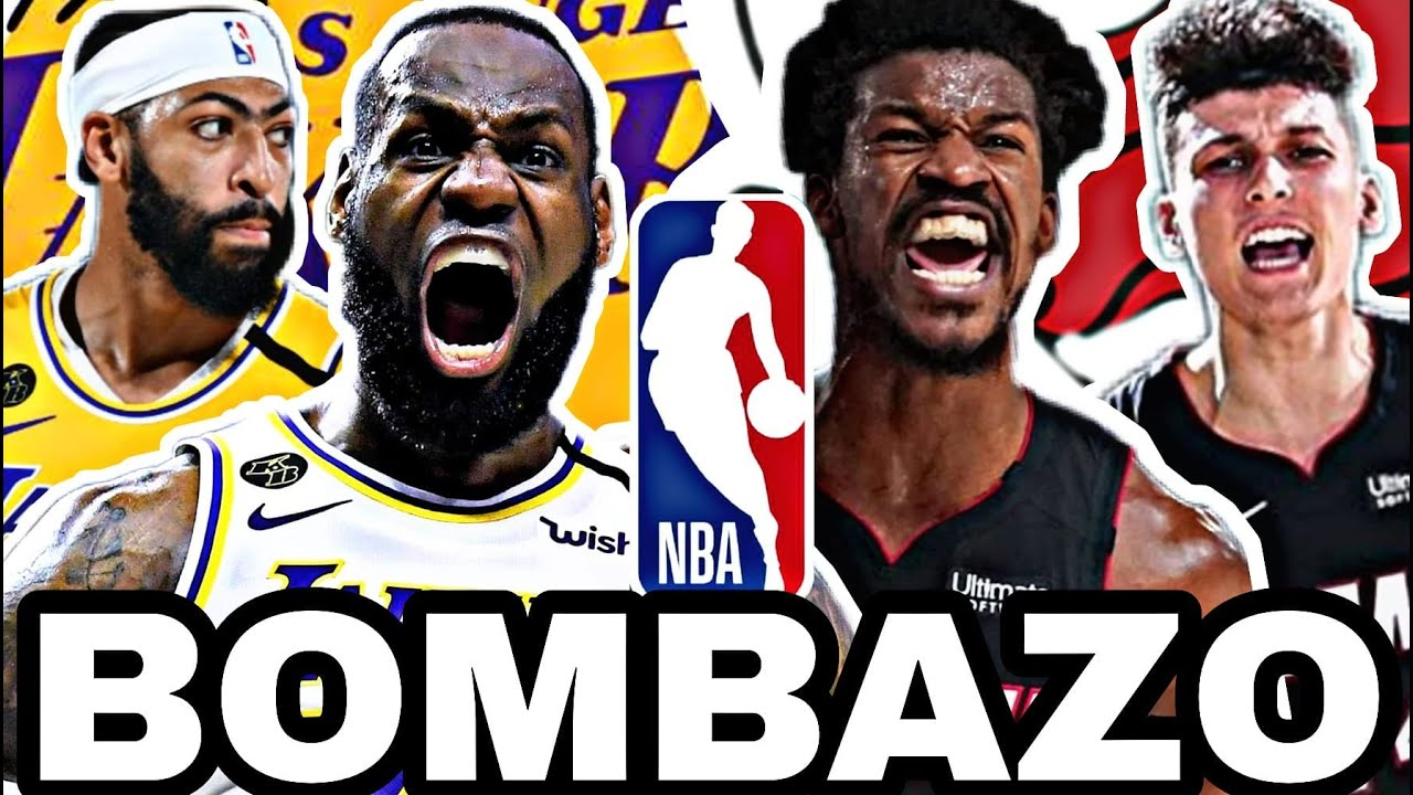 🔥 EXPLOSIÓN FINALES NBA!! 😱 Los Ángeles LAKERS vs Miami HEAT!!! | Urihoops y La Magia del Basket