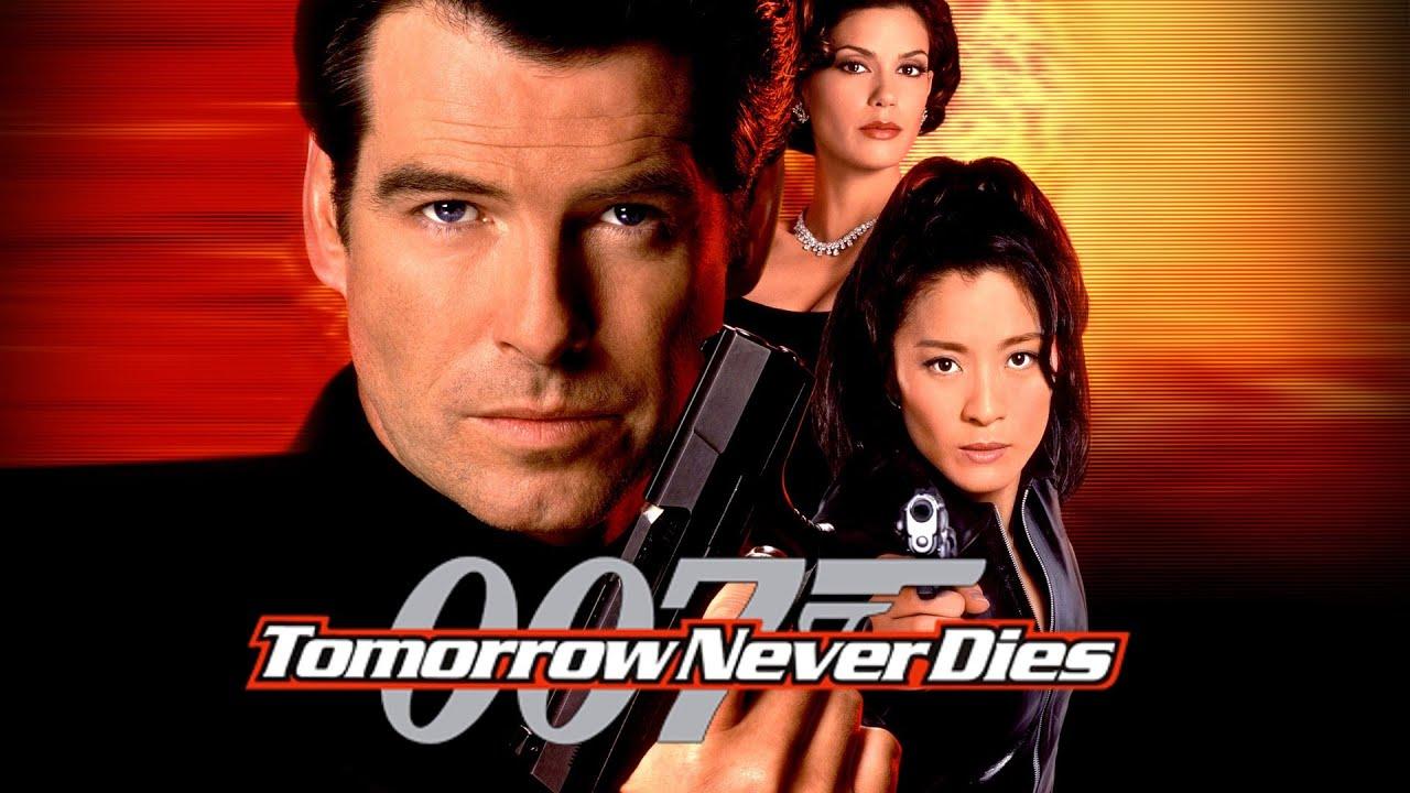 Making Of 007 Tomorrow Never Dies Fr 1997 Pierce Brosnan Youtube