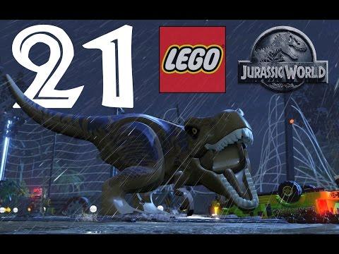 LEGO Jurassic World Walkthrough Gameplay HD - Jurassic Park III Ending + Credits - Part 21